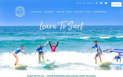 Portifólio - Melon Marketing Digital - Pacific Surf