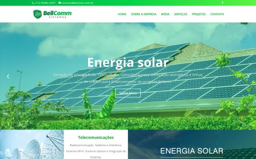 Portifólio - Melon Marketing Digital - Bellcomm Energia Solar