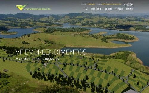 Portifólio - Melon Marketing Digital - VF Empreendimentos