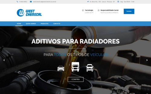 Portifólio - Melon Marketing Digital - West Chemical